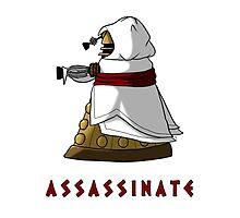 Assassin's Dalek by mikaelaK