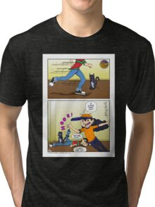 Hi' Tone Hook Tri-blend T-Shirt