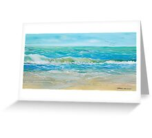 Everchanging Tides Greeting Card
