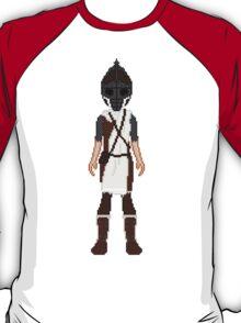 Skyrim 8-bit Winterhold Guard T-Shirt