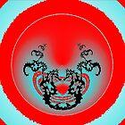 Inside the Red Bubble by WhiteDove Studio kj gordon