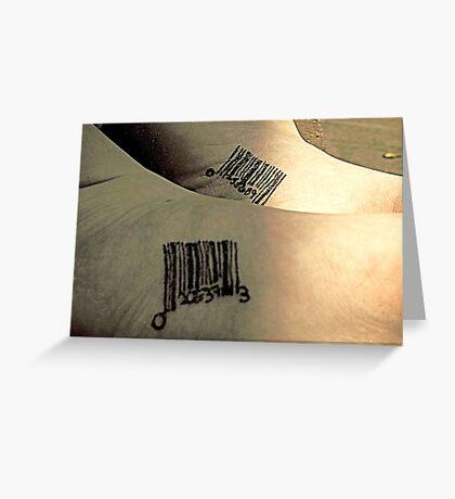 Branded Greeting Card