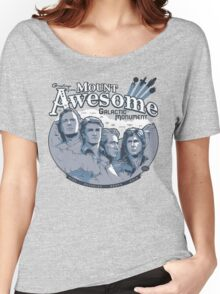 Mt. Awesome Women's Relaxed Fit T-Shirt