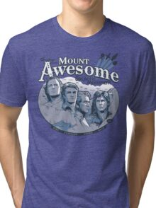 Mt. Awesome Tri-blend T-Shirt