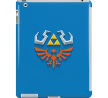 The Legend of Zelda - Link's Hylian Shield iPad Case/Skin