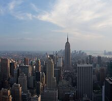 New York, New York by DJBPhoto