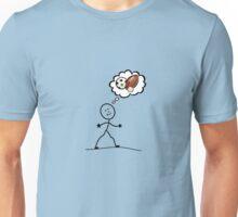 Thinking of Sports Unisex T-Shirt