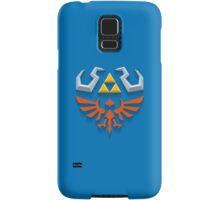 The Legend of Zelda - Link's Hylian Shield Samsung Galaxy Case/Skin