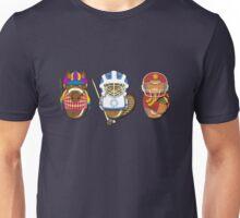 Workobeez THREE GOOD SPORTS! Unisex T-Shirt