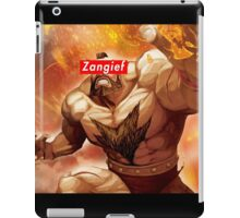 Zangief - Street Fighter - Supreme iPad Case/Skin