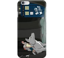 The Doctor and the Princess iPhone Case/Skin
