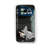 The Doctor and the Princess Samsung Galaxy Case/Skin