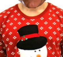 Christmas Picard Sticker