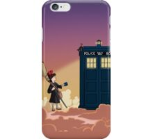 Doctor's Delivery Service iPhone Case/Skin