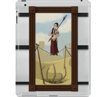 Princess Leia on the Wire iPad Case/Skin