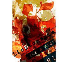 Lisztomania poster Photographic Print