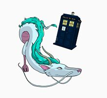 Spirited Away with the Doctor T-Shirt