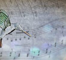 Hummingbird Melody by BluAlien