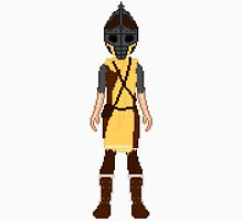 Skyrim 8-bit Whiterun Guard T-Shirt