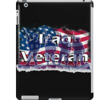 Iraq Veteran iPad Case/Skin
