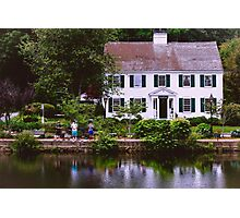 Quintessential New England Photographic Print