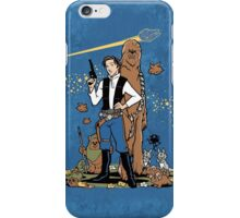 The Smuggler iPhone Case/Skin