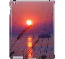 dawn in Palermo iPad Case/Skin