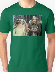 Swan Queen Lord of The Rings T-Shirt