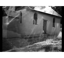 Lizzie Doig's Ghost Photographic Print
