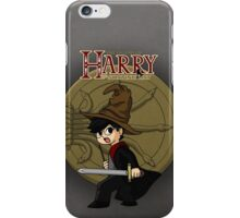 The Legend of Potter: The Sorting Hat iPhone Case/Skin