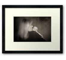 """""""My cup runneth over"""". Framed Print"""