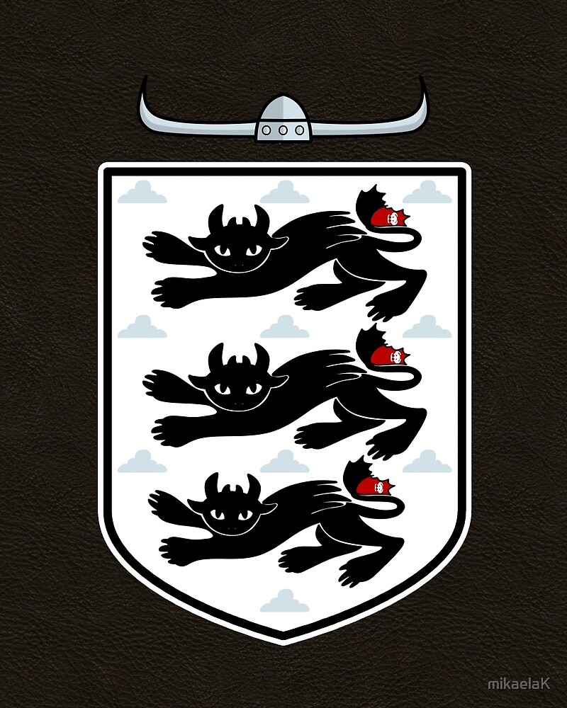 Crest of Berk by mikaelaK