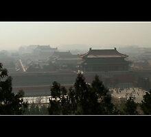 Forbidden City by qishiwen
