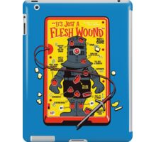 "The ""It's Just A Flesh Wound"" Game iPad Case/Skin"