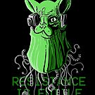 Resistance is Futile by Ross Moreno