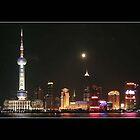 Shanghai Skyline 2006 by qishiwen