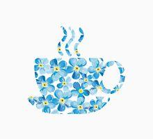 Flower Power Coffee Unisex T-Shirt