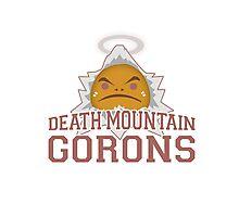 Death Mountain Gorons Photographic Print