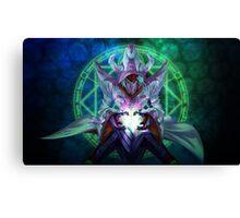 Yu-Gi-Oh! - Arcanite Magician Canvas Print