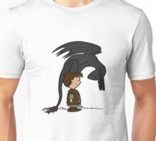 He's Your Dragon, Hiccup Unisex T-Shirt