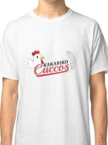 Kakariko Cuccos Classic T-Shirt