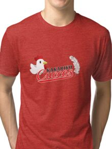 Kakariko Cuccos Tri-blend T-Shirt