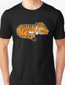 A Tiger and His Best Friend T-Shirt