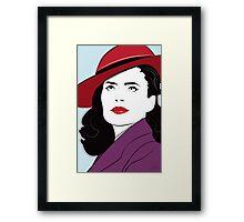 Carter Nagel Framed Print
