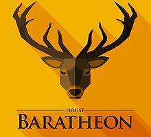 House Baratheon by dudsbessa
