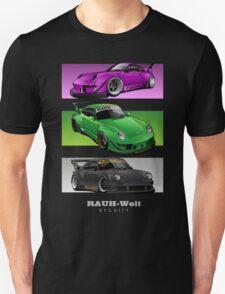 The Three Masterpiece T-Shirt
