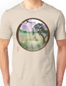 Oriental Window Unisex T-Shirt