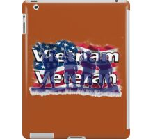 Vietnam Veteran iPad Case/Skin
