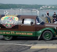 bushy's ales car by shaun-e
