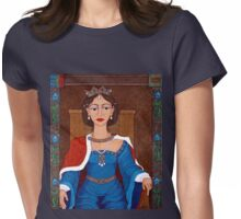 D. Leonor Telles - A story of loves and hates, a story of power! Womens Fitted T-Shirt